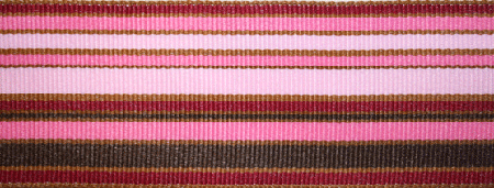 Maroon & Brown Stripe